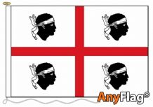 SARDINIA ANYFLAG RANGE - VARIOUS SIZES